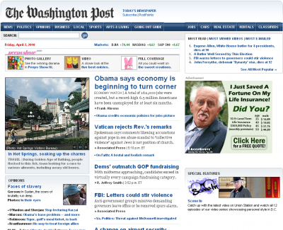 The Washington Post - washingtonpost.com