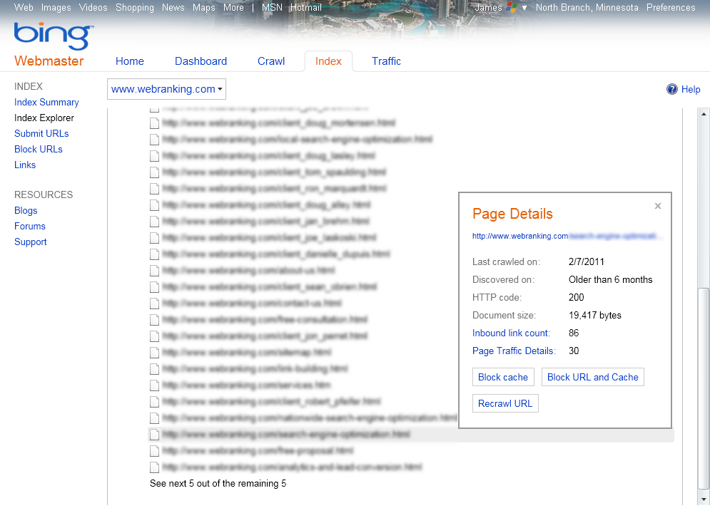 3 Valuable Bing Webmaster Tools Features & Reports ...