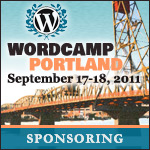WordCamp Portland Sponsors