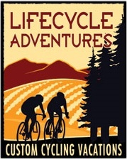 LifeCycle Adventures Logo