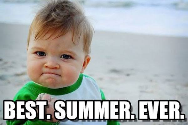 Best Summer Ever Meme