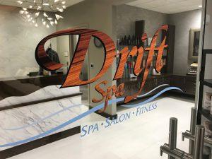 The Island's new Drift Spa