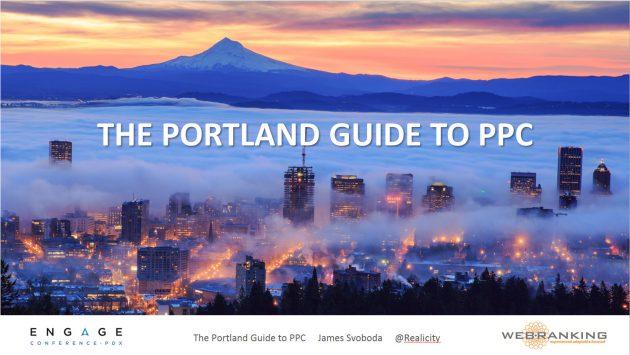 The Portland Guide to PPC by James Svoboda