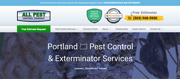 All Pest Control Company