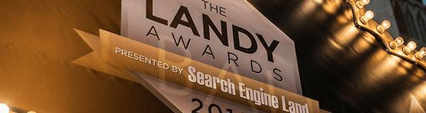 Search Engine Land Awards: Landy