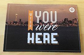 unbounce postcard