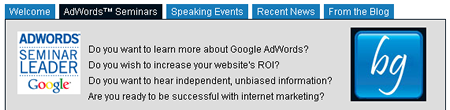 Google AdWords Seminar in Minneapolis, Minnesota
