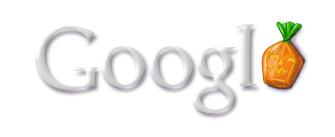 Google Halloween Logo 2009