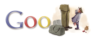 Google Veterans Day 2009 Logo