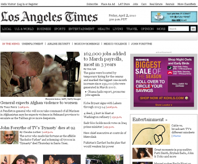 Los Angeles Times - latimes.com