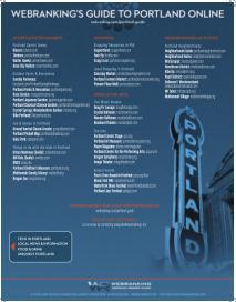 WebRanking's Guide to Portland Online