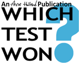 Which Test Won logo