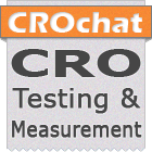 CRO Chat - Conversion Rate Optimization Testing & Measurement