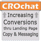 CRO Chat - Increasing Conversions Through Landing Page Copy and Messaging