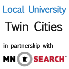 MnSearch Presents Local University Twin Cities
