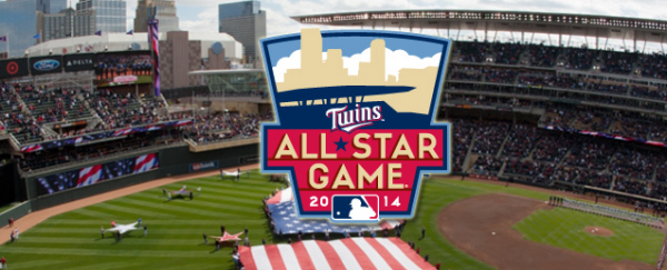 Minnesota Twins Host the MLB All-Star Game 2014 in Minneapolis