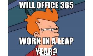 Leap Year Meme