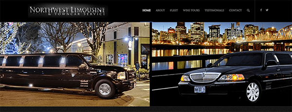 Northwest Limousine's Homepage