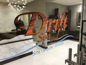 The Island's new Drift Spa