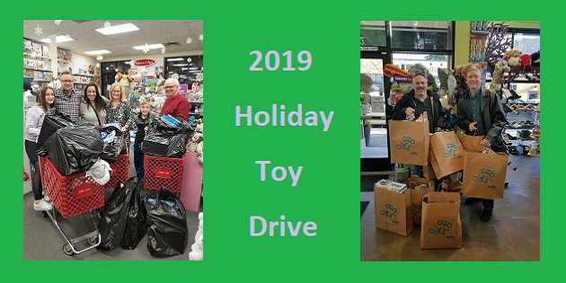 2019 WebRanking Holiday Toy Drive