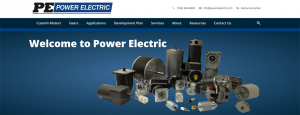 power electric distribution homepage